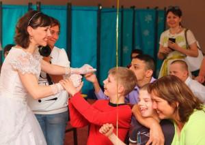 Воспитанников центра содействия семейному воспитанию в ЮАО поздравили с Днем защиты детей