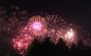 50 тысяч залпов фейерверка произведут в ЮАО в рамках летнего фестиваля
