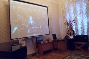 На встрече местным жителям покажут отрывки картины шведского режиссера