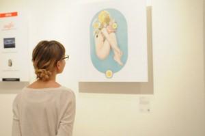 Экспозиция в галерее продлится до 7 августа