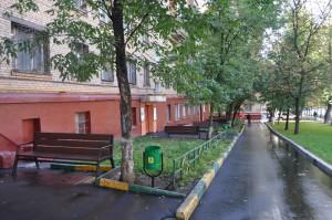 На фото один из жилых домов в Нагатино-Садовниках