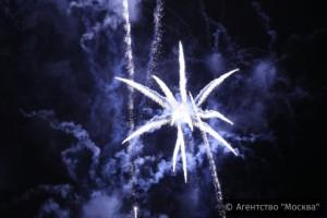 Определены имена 300 москвичей, которые бесплатно попадут на фестиваль фейерверков в ЮАО