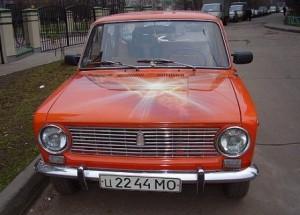 На юге Москвы предлагают установить памятник автомобилю ВАЗ-2101 Жигули