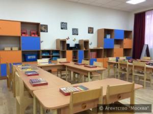 В районе Чертаново Южное построят детский сад по индивидуальному проекту