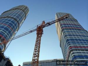 С начала года на юге Москвы ввели в эксплуатацию более полумиллиона квадратных метров недвижимости