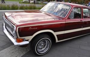 На территории Даниловского района впервые представят более 300 раритетных авто