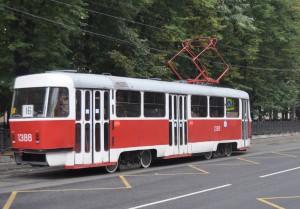В ЮАО в связи с проведением ремонтных работ изменили маршруты нескольких трамваев