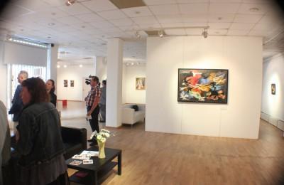 Картины художника впервые привезли в Москву