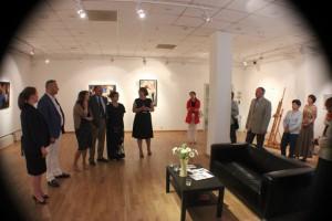 Гости смогут бесплатно полюбоваться на картины французского экспрессиониста Ги де Монлора