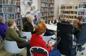 Традиционная встреча членов дискуссионно-философского клуба пройдет в библиотеке №136