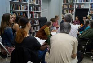 На этот раз темой беседы станет влияние фольклорных мотивов на русскую поэзию