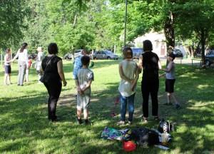 25 июля всех желающих пригласят в яблоневый сад в Коломенском проезде