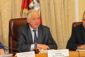 Об итогах выдвижения и регистрации кандидатов в депутаты Госдумы рассказал Валентин Горбунов