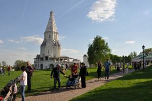 Ярмарка меда пройдет на территории музея-заповедника Коломенское