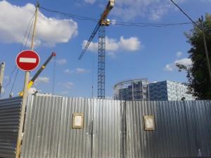 В новом здании МХТ им. Чехова в Южном округе к ноябрю закончат строительство нижней части