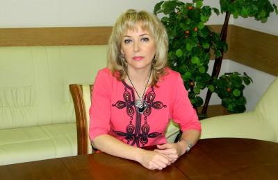 На фото Татьяна Мельникова