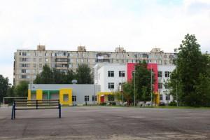 В районе Бирюлево Западное 1 сентября откроют новый блок начальных классов