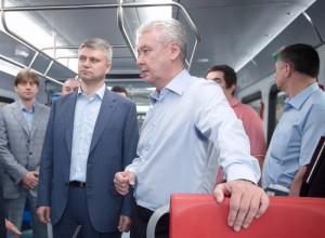 Глава Москвы Сергей Собянин рассказал о запуске поездов на МЦК