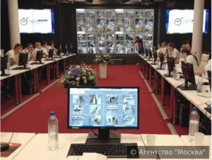 Штаб Общественной палаты Москвы по наблюдению за выборами