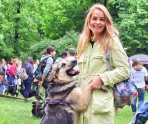 На выставке гости парка познакомятся с четвероногими питомцами приюта в Щербинке