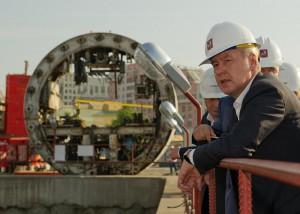 Собянин рассказал о строительстве Третьего пересадочного контура в Москве