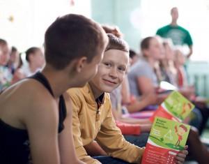 С детьми обсудят важность раздельного сбора мусора, его переработки и вторичного использования