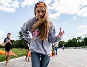 Профессиональные хореографы научат гостей парка двигаться в стиле буги-вуги и рок-н-ролл