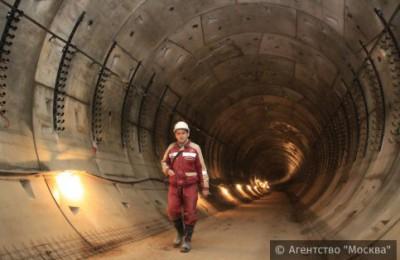 До конца года в Москве планирует завершить строительство 11 станций метро
