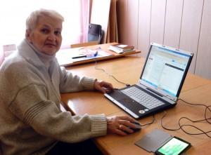 Освоить программы Microsoft Office или научиться работать интернете смогут местные пенсионеры