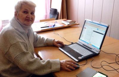 Освоить программы Microsoft Office или научиться находить нужную информацию в интернете теперь смогут пенсионеры из Нагатино-Садовников