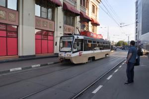 Несколько трамваев в Южном округе на время работ на Варшавке изменят схему движения