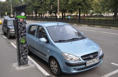 Жители районов Москвы, где ввели платную стоянку, могут заранее продлить свои резидентные разрешения на бесплатную