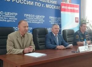 По словам Акимова, в столице до конца года планируют открыть 4 пожарных депо