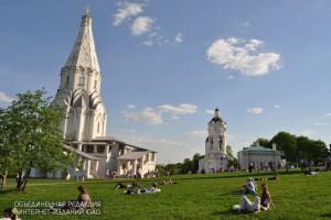 Жители Южного округа смогут увидеть фестиваль «Спасская башня» в Коломенском
