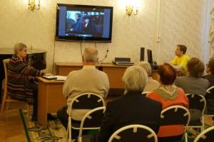 В библиотеке им. Л.Н. Толстого покажут фильм Уроки выживания