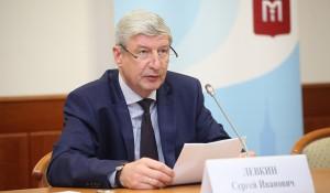 По словам Левкина, с начала года в Москве введено в эксплуатацию около 300 различных объектов