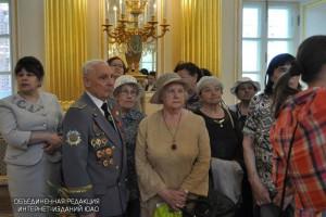 Для всех москвичей старше 55 лет посещение экспозиций музея-заповедника 'Царицыно' 1 октября будет бесплатным