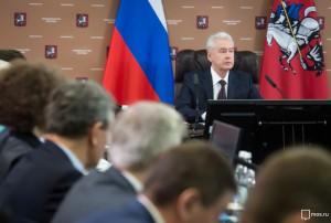 Собянин напомнил, что выборы пройдут в Москве в это воскресенье, 18 сентября