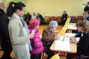 Ни на одном участке в Москве нарушений зафиксировано не было