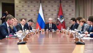 Собянин и Градостроительно-земельная комиссия Москвы отклонили заявку о застройке площади Мясницкие ворота