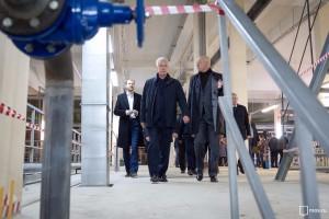 По словам Собянина, в Москве улучшается качество питьевой воды