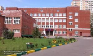 Школа №1375