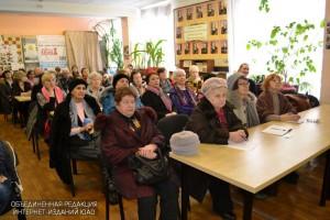 Основная работа ЦСО заключается в помощи пожилым людям