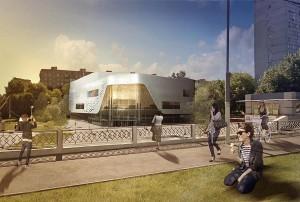 Кинотеатр 'Орбита' превратится в современный досуговый центр