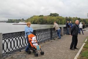 Через 5 лет в Нагатинском затоне завершат благоустройство набережной Москвы-реки