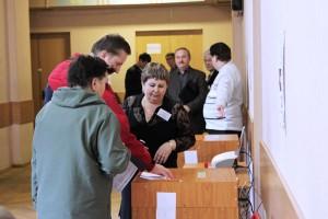 В Мосгоризбирком не поступали жалобы на нарушения в ходе голосования на избирательных участках в Москве