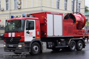 Музей пожарной охраны появился в Южном округе на базе 106 пожарной части