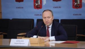 По словам Бочкарева, за 9 месяцев 2016 года в Москве ввели в эксплуатацию 20 жилых домов