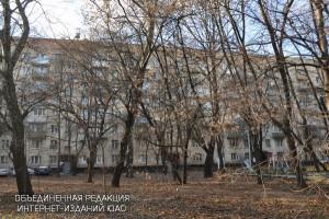 Жителям нескольких домов на Нагатинской улице предлагается решить, какие именно работы проведут в их дворах