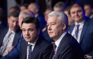 Мэр Москвы Сергей Собянин посетил открытие международного культурного форума